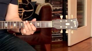 1965 Gibson ES-335 cherry, Part1