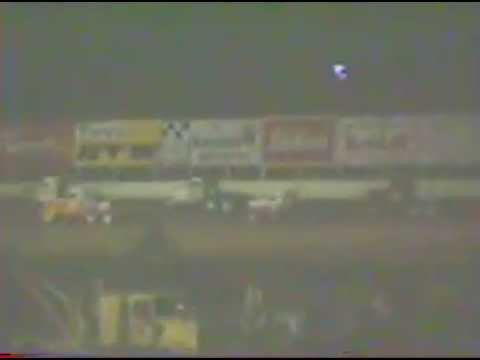 Shana Robinson # 73 Racing Simi-Truck at I70 Speedway