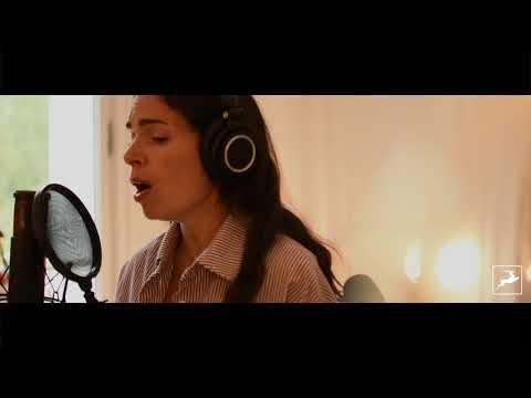 "Yael Naïm recording ""Shine"" with Edge Duo and Orion Studio"