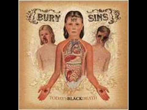 Bury My Sins - Grey bleeding heart