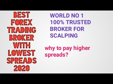 best-forex-trading-broker-with-lowest-spreads-2020-better-for-scalping