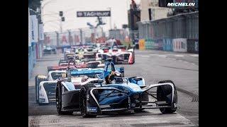 Highlights Rome ePrix - 2017/2018 ABB FIA Formula E - Michelin Motorsport