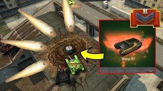 Tanki Online - Black Gold box Montage  At Recuit #1 New Account Nick - 'Xenon.TO' + UFO CELEBRATION