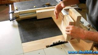 Cutting Box Joints 2