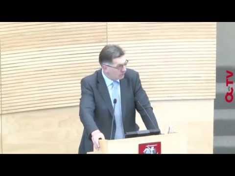 Ministras pirmininkas Algirdas Butkevičius (kalba apie Andriukaičio kandidatūrą)