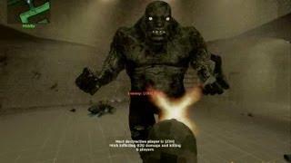 Counter Strike Source Zombie boss fight