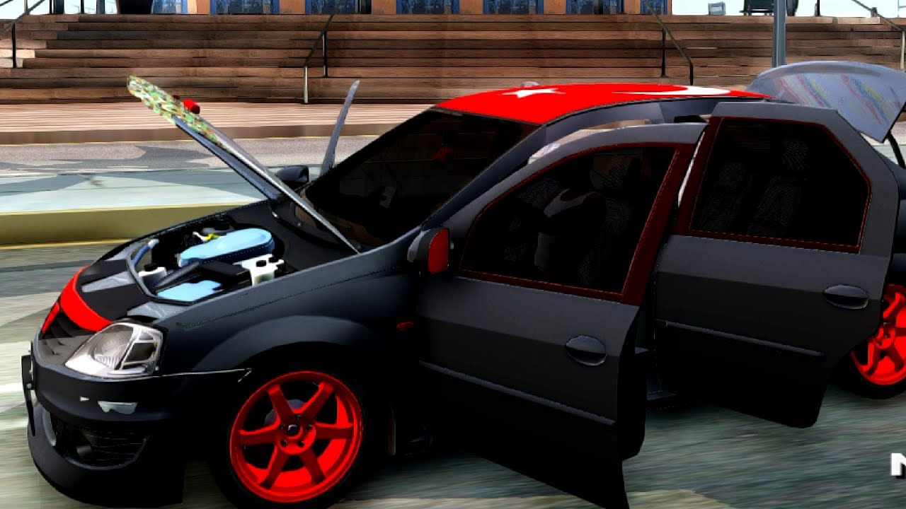 dacia logan turkey tuning gta san andreas youtube. Black Bedroom Furniture Sets. Home Design Ideas