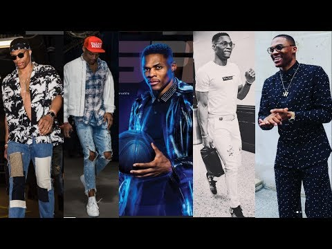 Russell Westbrook fashion 2017 | NBA Oklahoma City Thunder