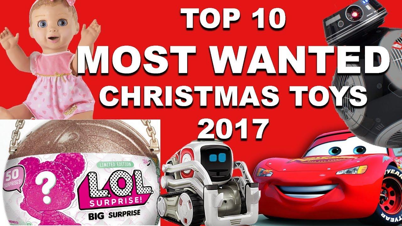 Top Ten Toys This Christmas : Top christmas toys youtube