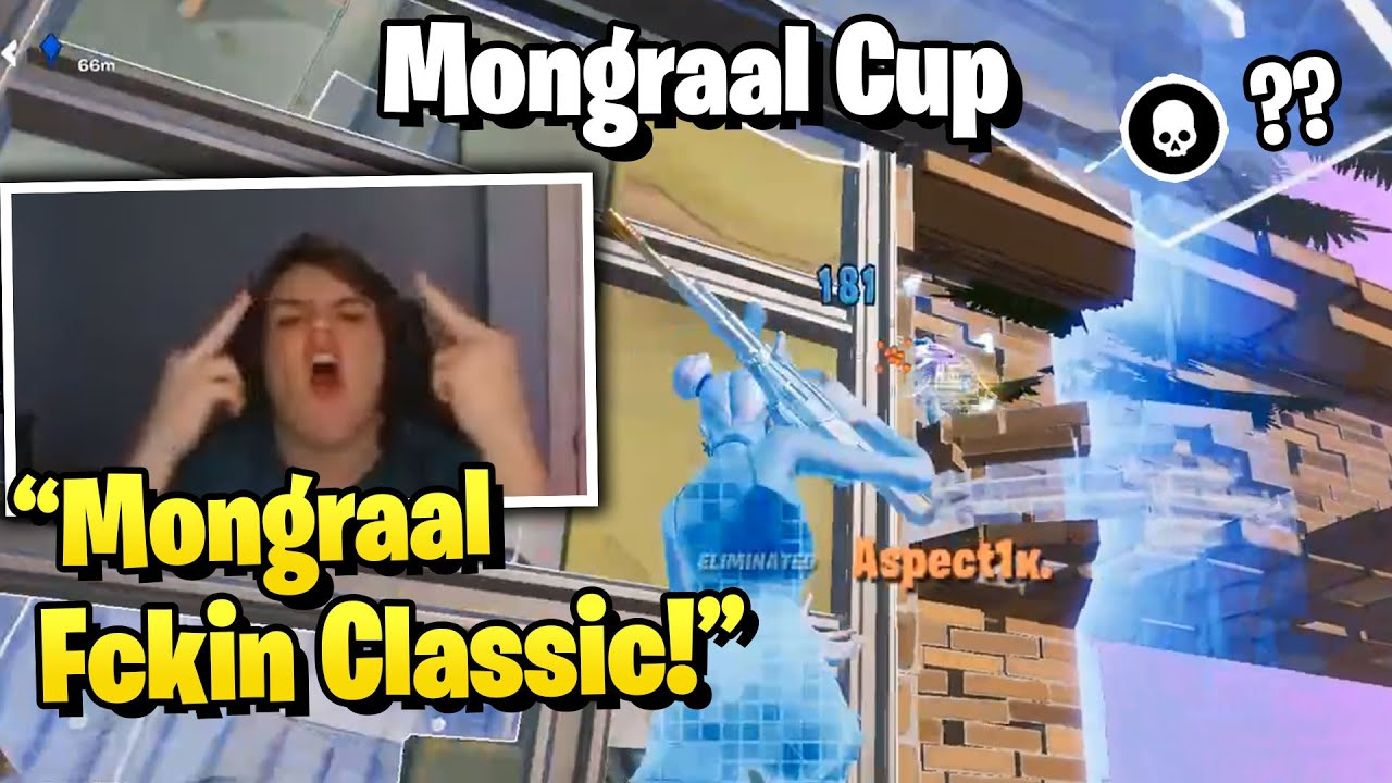 THAT'S THE MONGRAAL CLASSIC