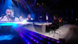matt cardle sings knights in white satin the x factor live show 8 full version