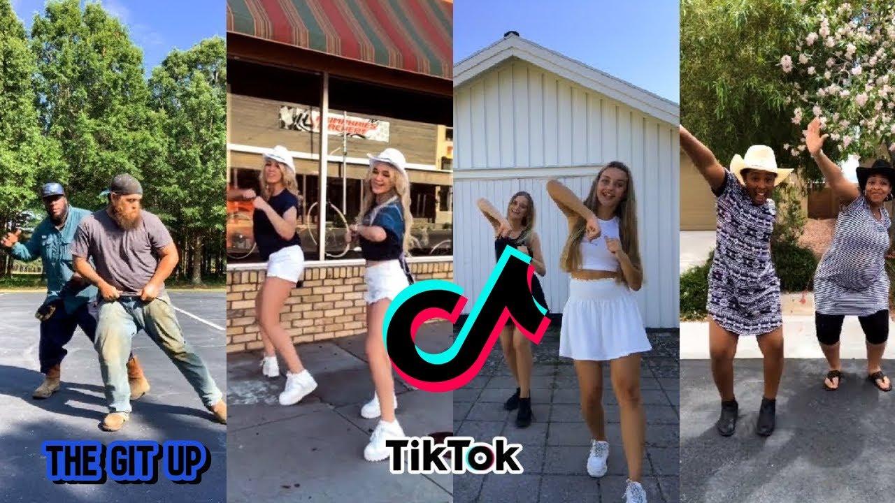 The Git Up Dance Challenge (Tik Tok Compilation) | PRIME