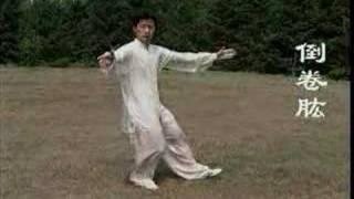 Técnicas de auto-defesa com Tai-Chi-Chuan
