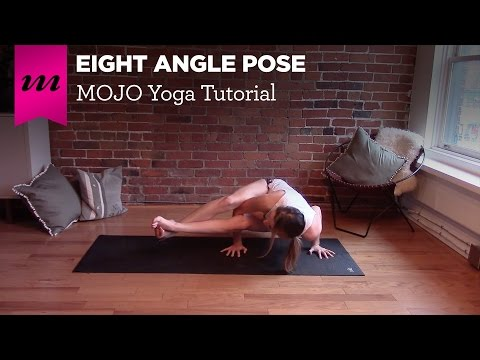Eight Angle Pose Tutorial Preview