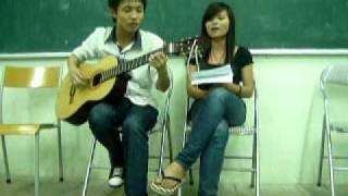 Đêm Yên Bình - guitar - CLB guitar VTC