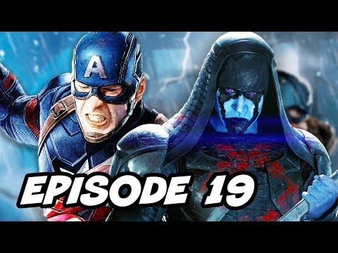 Agents Of SHIELD Season 3 Episode 19 WTF and Legends Of Tomorrow Episode 14