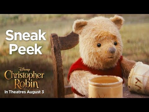 "Christopher Robin ""Adventure"" - Sneak Peek"