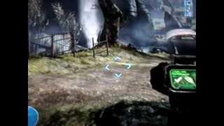 Halo reach tiroteio a lei do mais forte parte 1/2
