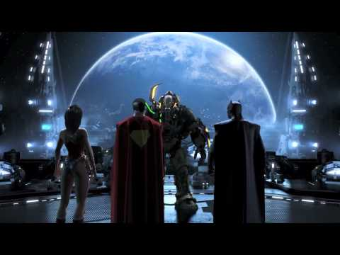 DC Universe Online - PC | PS3 - Comic-Con 2010 CGI cinematic official video game preview trailer HD