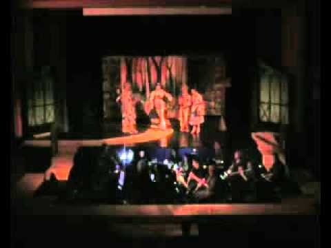 Wizard of Oz Musical Production