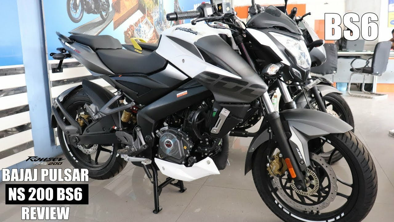 2020 Bajaj Pulsar NS200 Fi BS6 Model About To Launch In India