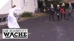 Bewaffnete Braut: Hochzeit außer Kontrolle | Die Ruhrpottwache | SAT.1 TV