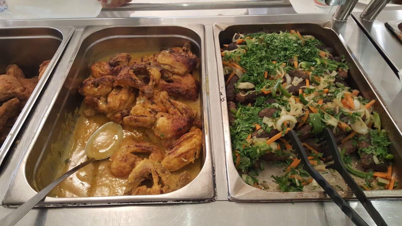 مطعم الطلاب بجامعة الملك فيصل Youtube