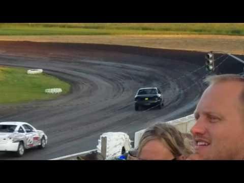 Dustin Virkus @ Fiesta City Speedway- Heat 7.21.17