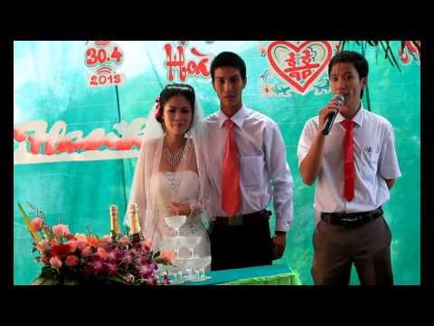 Đám cưới Thanh Hòa -  Hoài Minh (30-4)