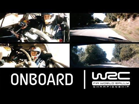 WRC - Tour de Corse - Rallye de France 2015: Ogier vs Evans