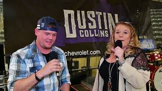 Dustin Collins Headlines Bluegrass Rockin' Rodeo at Alltech Arena