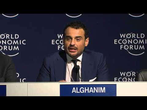 Davos 2016 - Press Conference: Educating the Masters of the