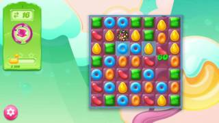 Candy Crush Jelly Saga iOS/Android GamePlay #1