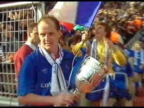 Middlesbrough v Chelsea 1989-90 ZDS Cup Final FULL MATCH