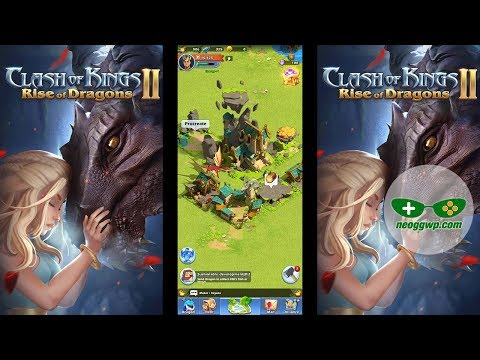 Free Download Clash Of Kings 2: Rise Of Dragons APK For Android