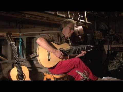 Sylvius Leopold Weiss, Allemande - Mark Anthony McGrath, 13-stringed guitar