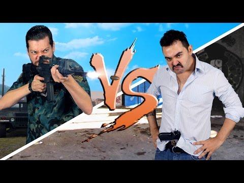MILITAR vs. NARCOTRAFICANTE ♫