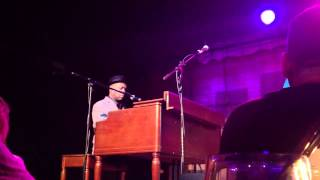 "Booker T Jones - ""Hey Ya"" Live @ SPACE in Evanston, IL - 6/24/12"