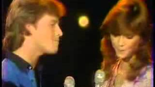 ANDY GIBB & VICTORIA   All I Have To Do Is Dream