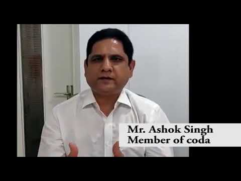 CODA cable operator distributer Association Mumbai membar Ashok singh