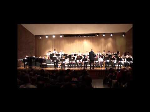 Woodbury Jazz Band- Rockin Lobster- 1-20-2011