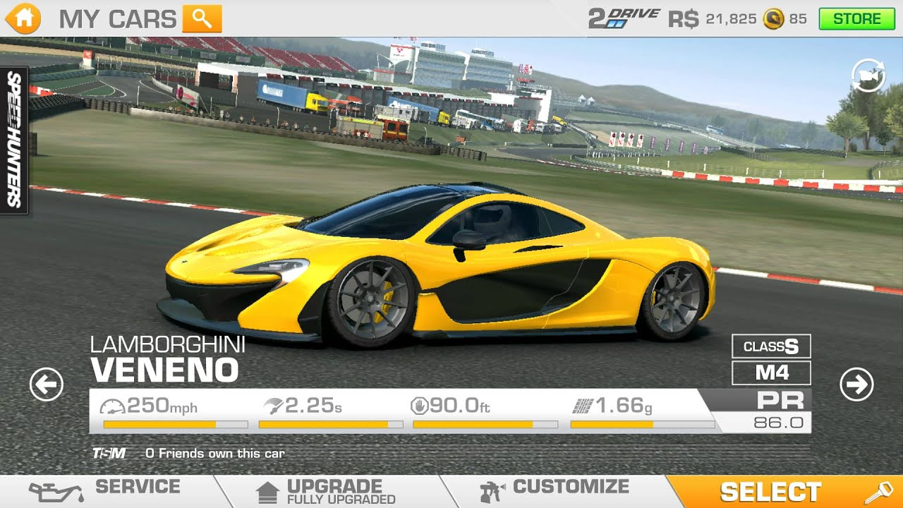 Real Racing 3 Car Collection - YouTube