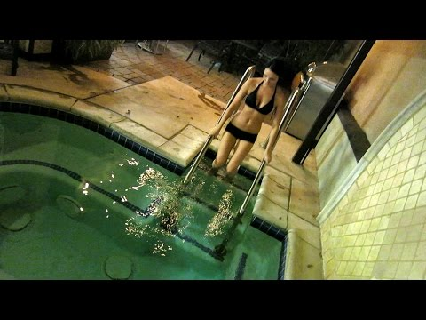 Hot Tub Workouts!!