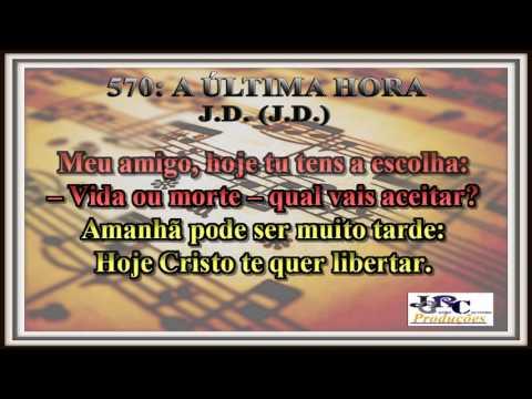 570   A Última Hora Karaoke/playback