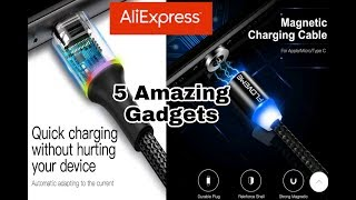 5 Hitech  Amazing Gadgets//You can by in Aliexpress Online Store//Urdu Hindi//