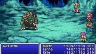 Final Fantasy V Advance Gil Turtle
