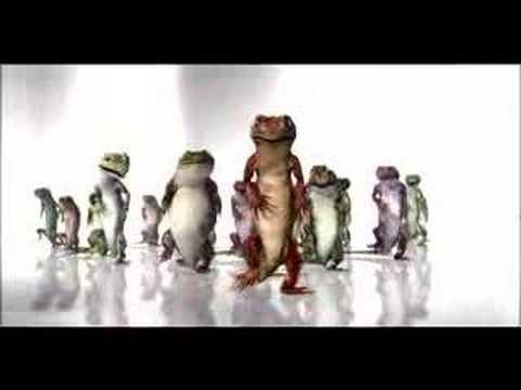 Thrillicious: 2008 SoBe Life Water Super Bowl Ad
