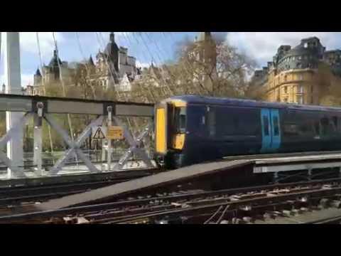 trains at charing cross
