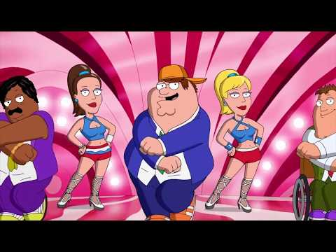 Family guy - Peter , Joe and cleveland Made Music Video