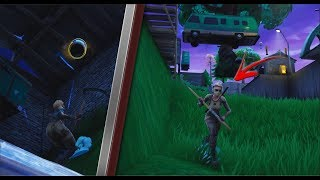 How to get under the Bridge by Paradise Palms in Fortnite Battle Royale
